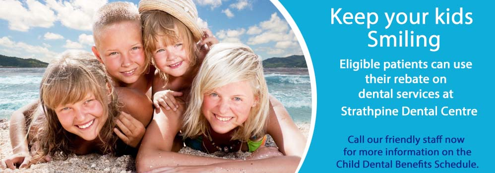 Child Dental Benefit Ad
